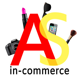 логотип интернет-магазина AS in-commerce.ru