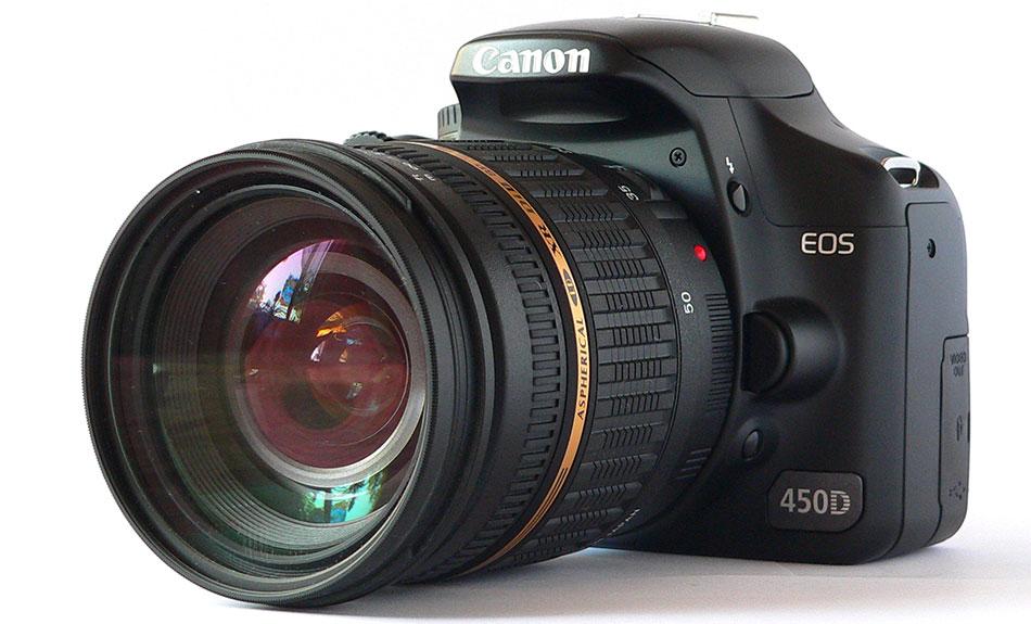 Устройство фотокамеры Canon EOS 450D и каталог запчастей в AS incommerce.ru