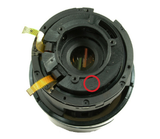 3-4G lens group unit