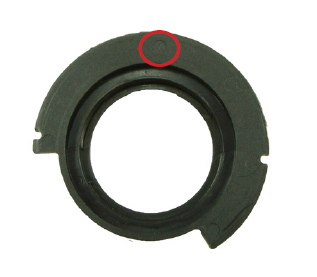 Focus sliding ring