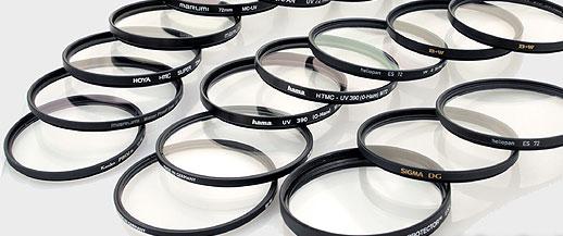 светофильтры для защиты линзы объектива, какой светофильтр купить для повседневной съемки