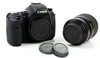 Байонетные крышки для фотоаппаратов и объективов