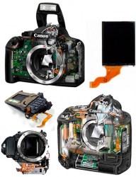 Canon запчасти для фотоаппаратов pocketbook 301 матрица - ремонт в Москве