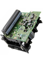 DC-DC power board and flash PSB Canon EOS 600D. Part NO: CG2-3307-000, CH7-0061-030