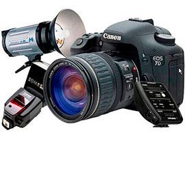 Карты памяти для фотоаппаратов, светофильтры для объективов, крышки и другие аксессуары для фототехники