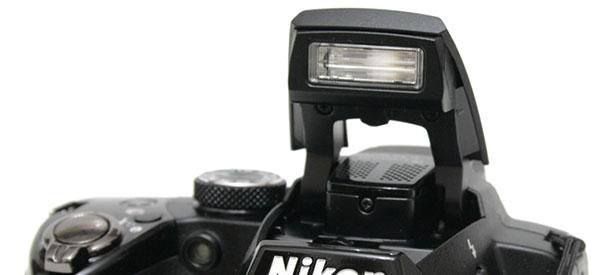 вспышка Nikon P500
