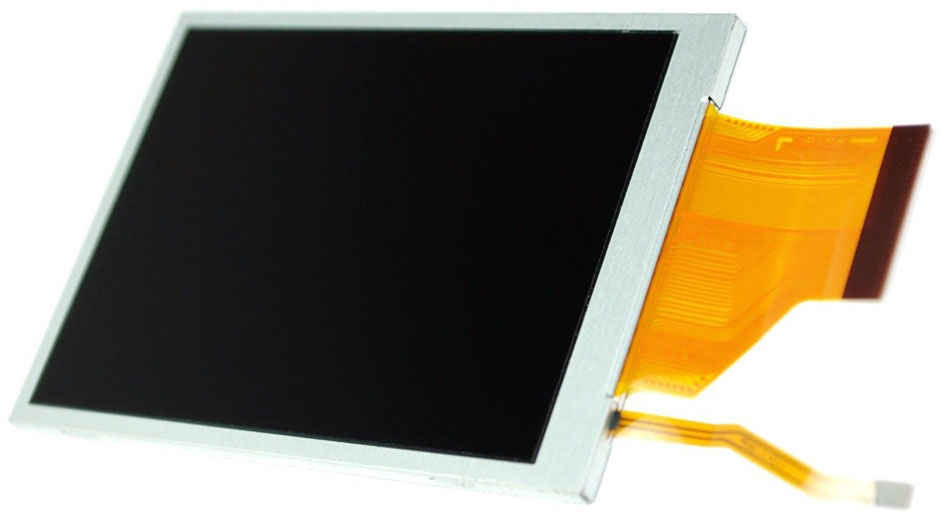Внешний вид дисплея для зеркальных фотокамер Nikon D3300, Nikon D5200