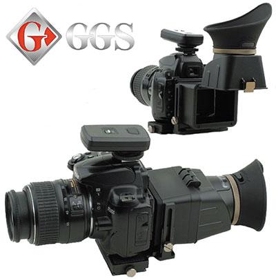 Откидные видоискатели GGS для фотоаппаратов