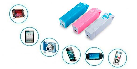 Автономная зарядка для смартфонов, планшетов и мобильной электроники