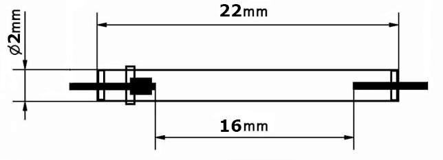 Размеры лампы вспышки для зеркальных фотокамер Sony DSLR A200 - A580